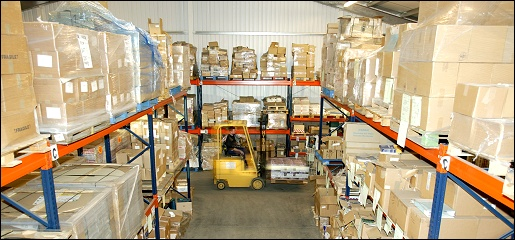 PPD Europes 15,500 sq ft warehouse in Perth